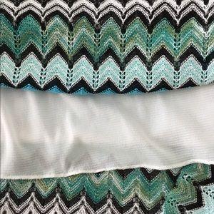 bebe Dresses - Bebe  Midi Dress, Size M